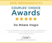 Weddingwire Awards 2015