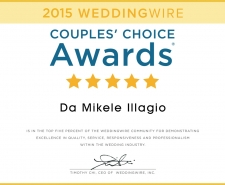 Weddingwire Awards 2015