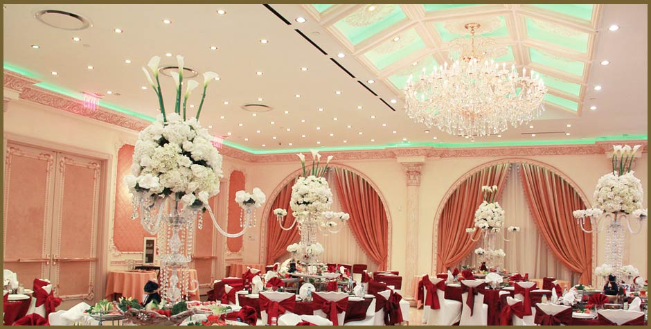 Wedding halls, Catering Halls, NYC, Banquet Venue NYC, Party Venue NYC