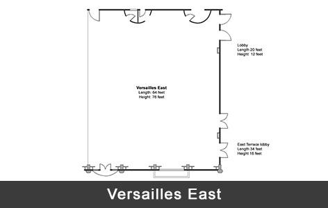 Versailles East
