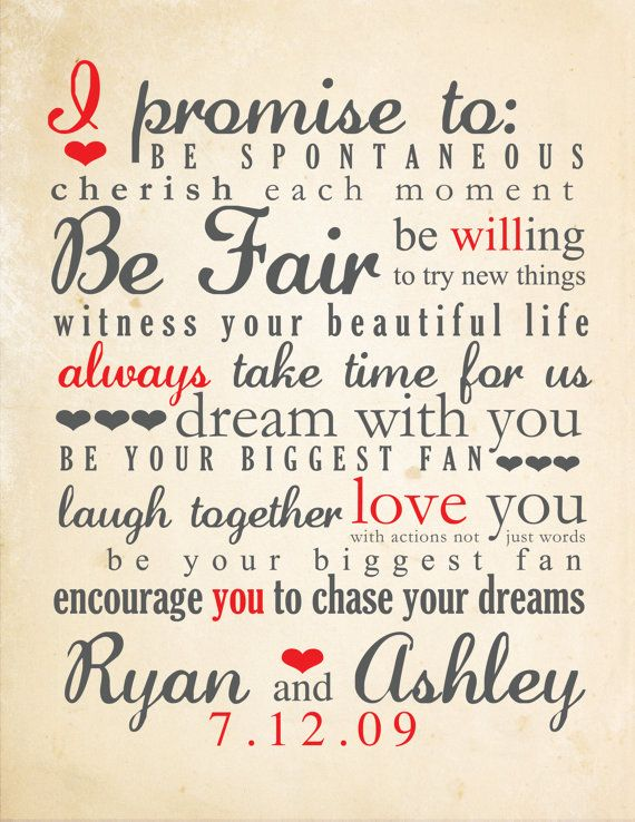 Good For Wedding Vows Quotes QuotesGram