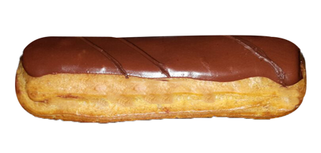 1540 Chocolate Eclair