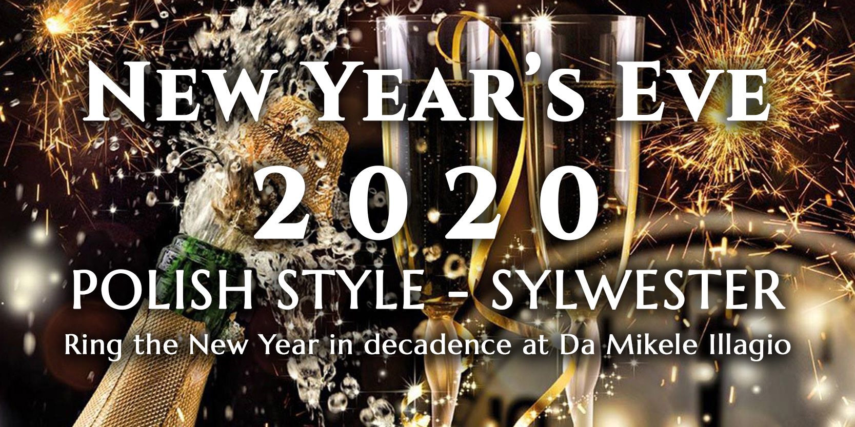 New Year's Eve 2020 - Sylwester 2020
